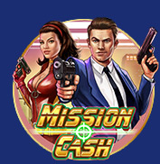 Mission Cash : une machine à sous d'espionnage Play'n Go !