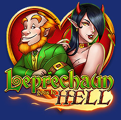 Machine à sous Lepreuchaun Goes to Hell de Play'n GO